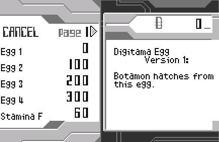 Juegos de digimon para wonder swan 03