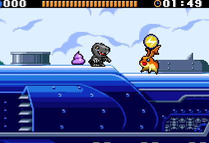 Juegos de digimon para wonder swan 035