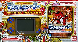 Juegos de digimon para wonder swan Digimon-set