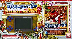 Juegos de digimon para wonder swan Digimon-set