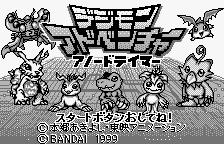 Juegos de digimon para wonder swan Digimon1